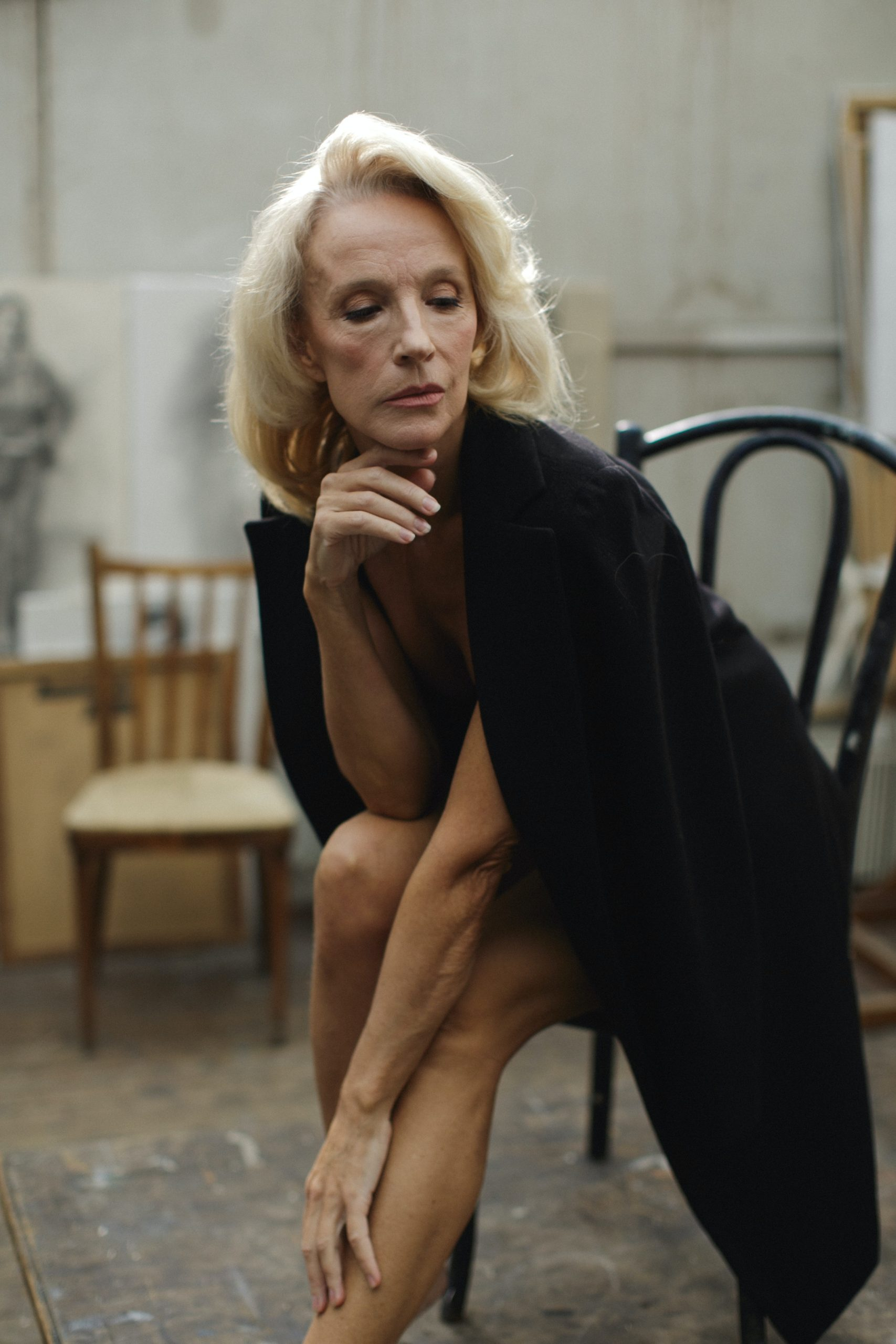 The mature woman, sex by excellence